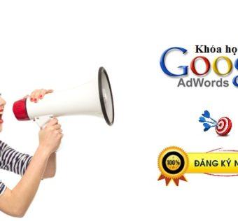 khóa học adwords căn bản tại Hà Nội